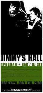 Jimmy's Hall A3+A4 (internet)